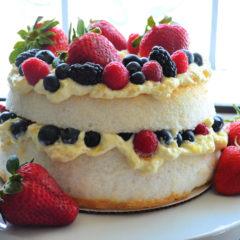 Angel Lush Cake