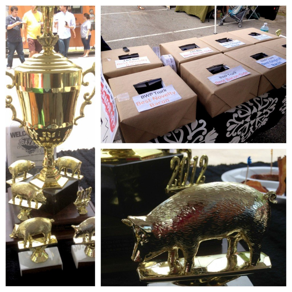 Bacon Off Orlando Voting and Trophy