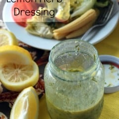 lemon herb dressing