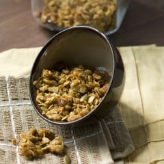 Pumpkin Pie Granola