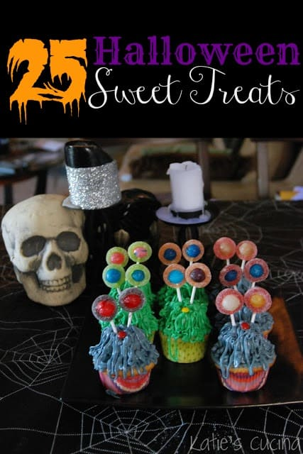 25 halloween sweet treats