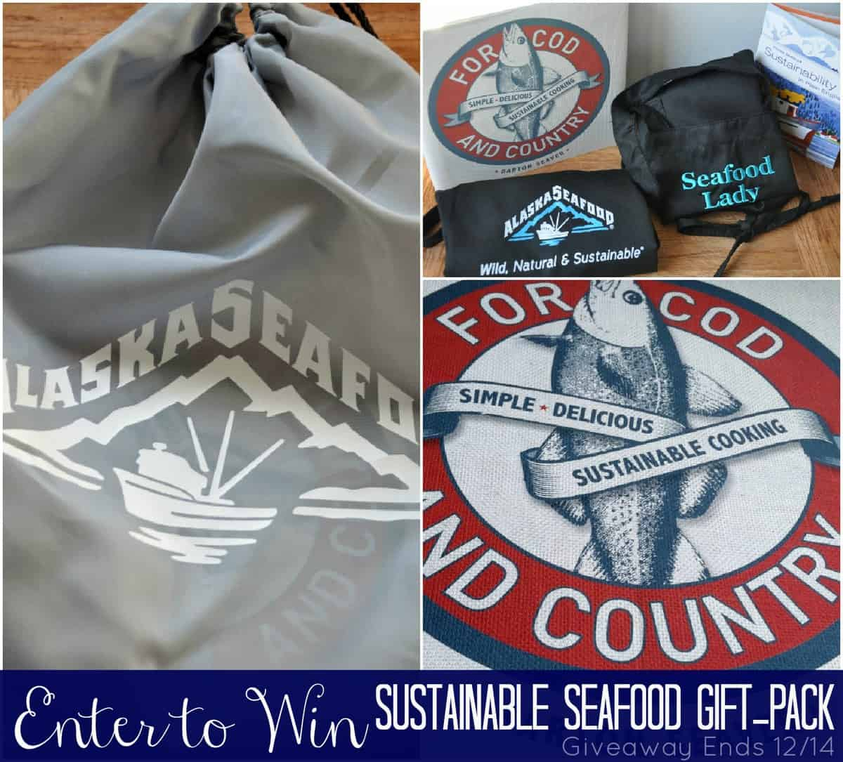 Sustainable Seafood Gift-Pack