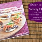 Steamy Kitchen's Healthy Asian Favorites Cookbook