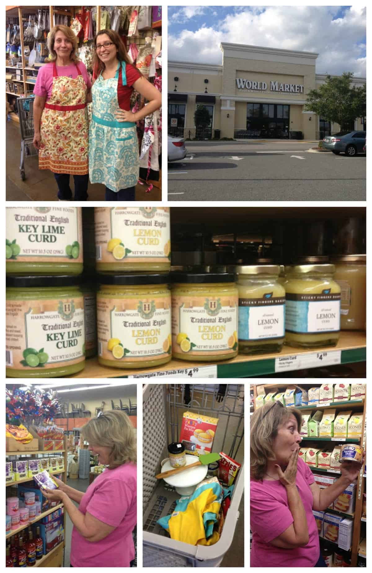 World Market Shopping #MyAmazingMom #PMedia