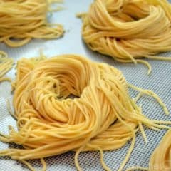 how to make pasta.