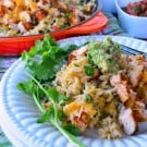 Skillet Mexican Chicken & Rice