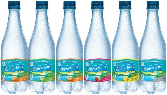Zephyrhills® Brands Sparkling Natural Spring Water