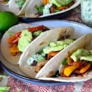 Vegetarian Black Bean Fajitas 2