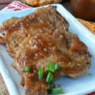 apple butter pork chops 1