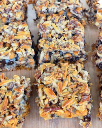 Hello Dolly Bars + Giveaway