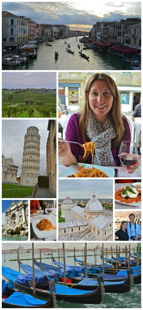 A Taste of Italy from KatiesCucina.com
