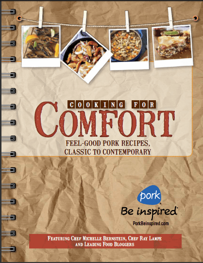 Pork Be Inspired Comfort For Cooking eBook