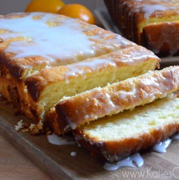 Meyer Lemon Buttermilk Pound Cake 3