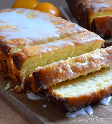 Meyer Lemon Buttermilk Pound Cake 3