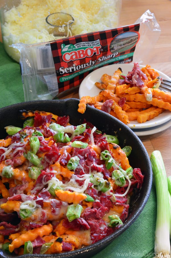 Sweet Potato Irish Fries #recipe #Irish