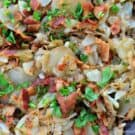 Bacon and Onion Breakfast Potatoes