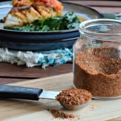 Homemade Blackening Seasoning Recipe