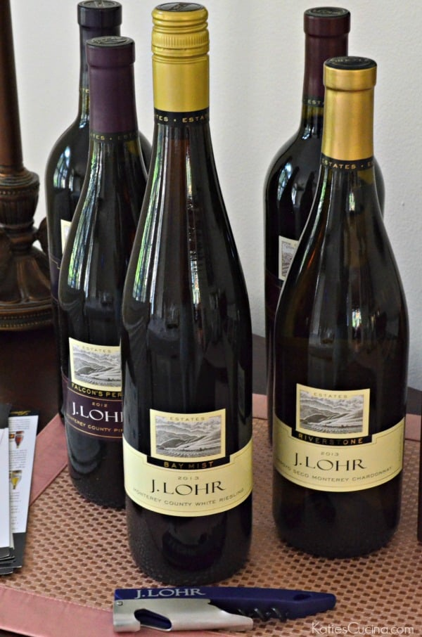 J. Lohr Estates Wine #PerfectPairing