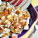 Caramel Apple Oatmeal