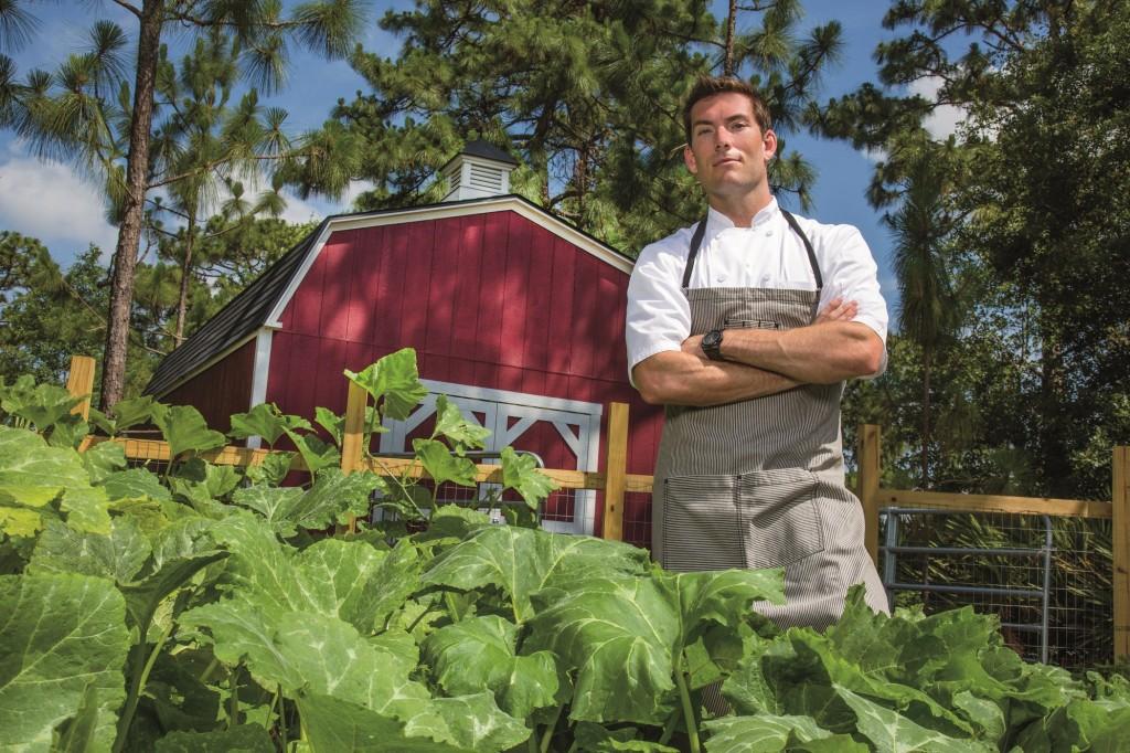 Chef Mark Jeffers