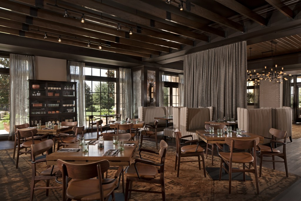 "Highball & Harvest (""H&H"") restaurant located at The Ritz-Carlton Orlando, Grande Lakes."