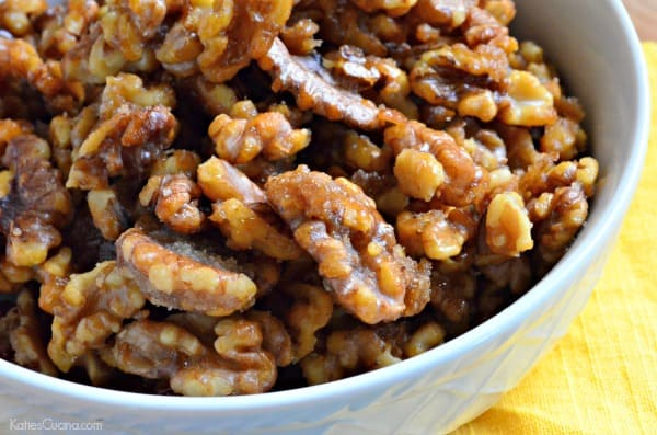 Get stadium-quality candied walnuts in minutes at home with just a few ...
