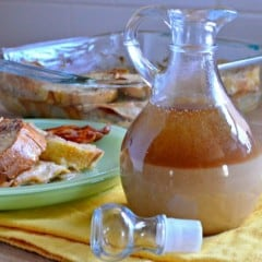Homemade Breakfast Syrup