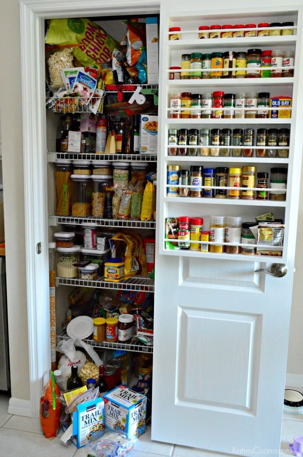 OXO Pantry Organization #POPtober 4