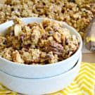 Raisin Banana Bread Granola