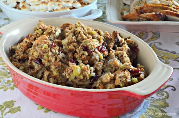 Cherry-Pecan Stuffing Recipes — Dishmaps