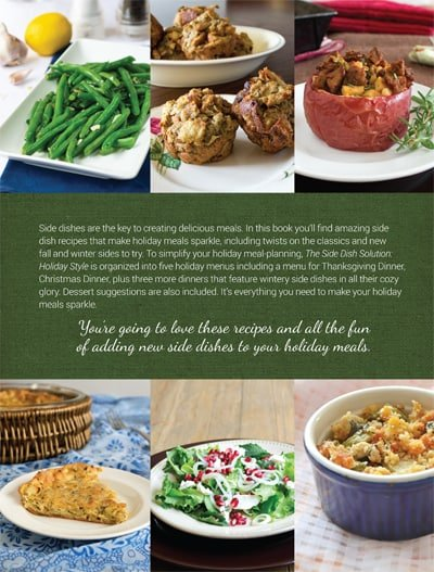 the side dish solution holiday style ebook