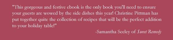 Sam quote copy