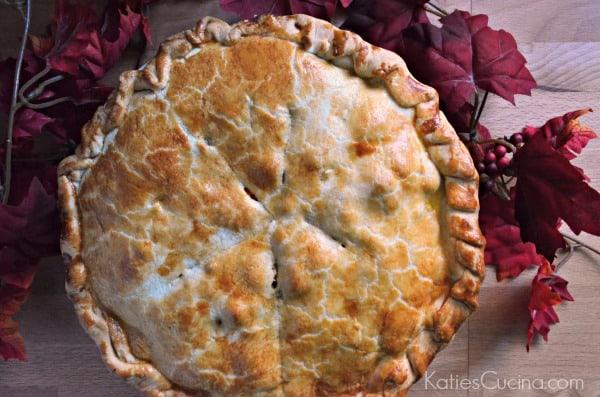Turkey Pot Pie 2