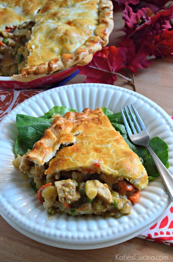 Turkey Pot Pie 3