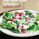 the side dish solution holiday style ebook by Christine Pittman