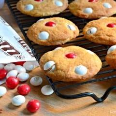 White Chocolate Peppermint Sugar Cookies 1