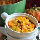 Butternut Squash Chicken Chili