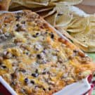 Cheesy Black Eye Pea Dip 4