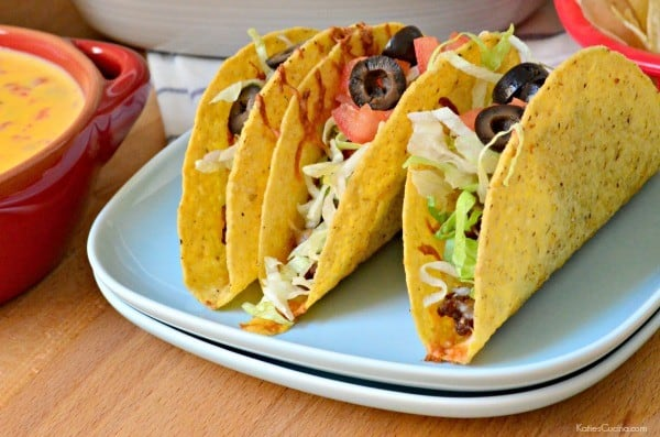 Ground Beef and Chorizo Baked Tacos 2