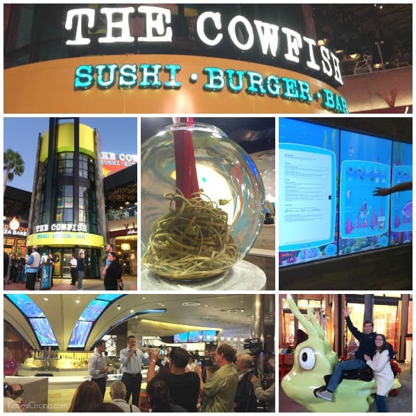 Foodie Travels The Cowfish Sushi Burger Bar