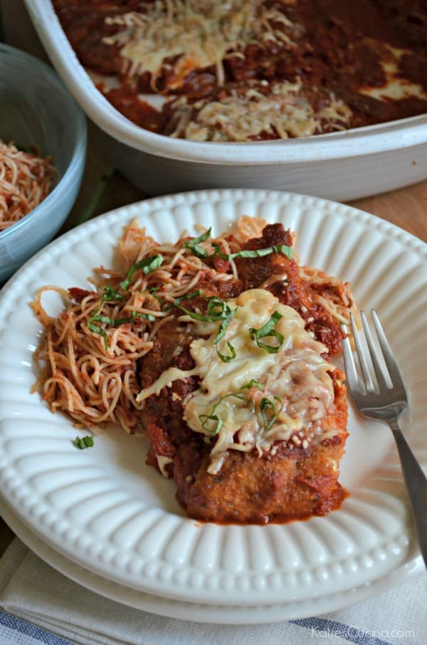 Chicken Parmesan 1