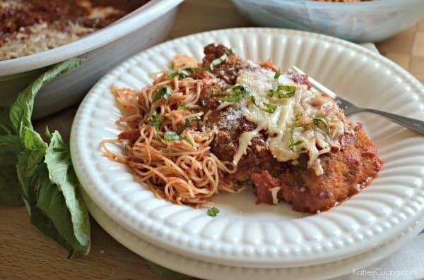 Chicken Parmesan 3