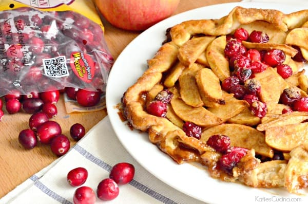 Cranberry Apple Crostata 3