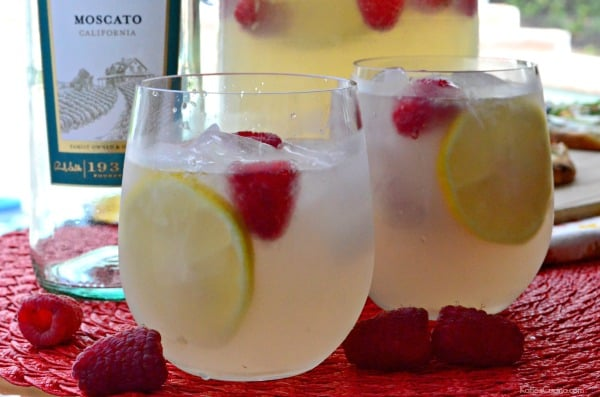 Moscato Lemonade 2