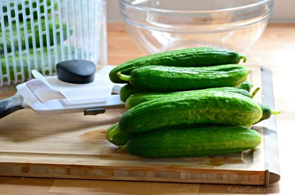 Melissa's Produce Mini Cucumbers