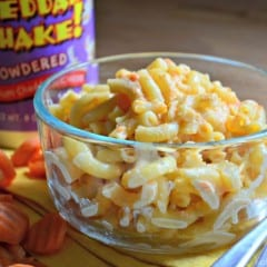 Carrot Macaroni and Cheese Recipe