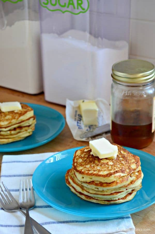 buttermilk pancakes 1