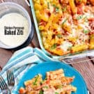 chicken parmesan baked ziti square 1