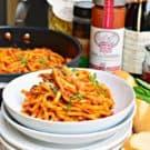 One Pot Pasta with Pork Ragù Sauce Recipe #GourmetGetaway