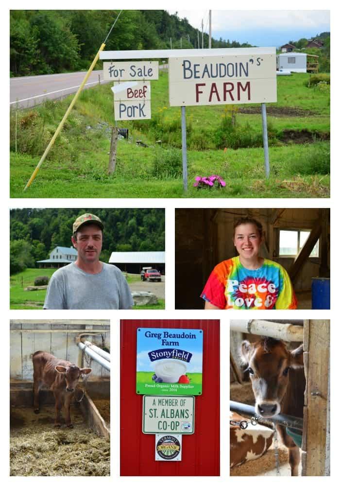 Greg Beaudoin's Organic Dairy Farm